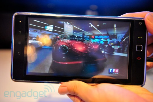 Huawei S7, Tablet con Snapdragon da 1GHz e Android 2.1