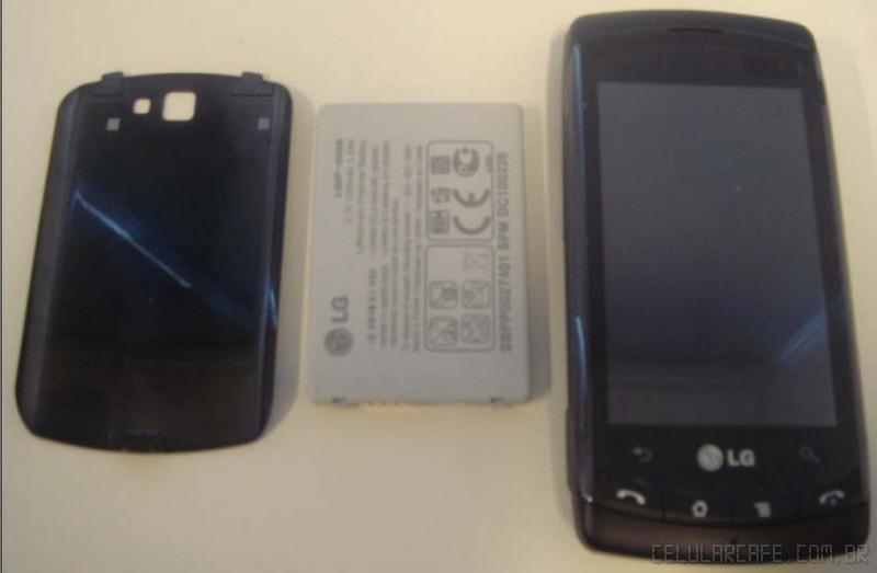 LG C710, un LG Ally per il Brasile