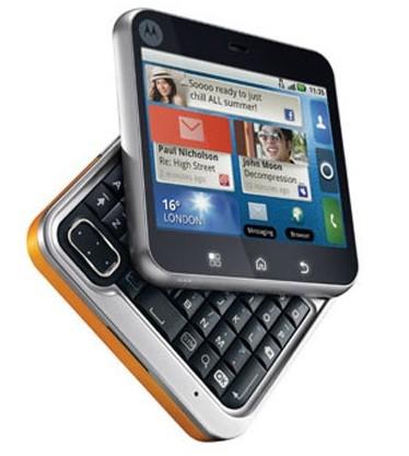 Motorola Flipout ufficiale, In Europa questo Giugno