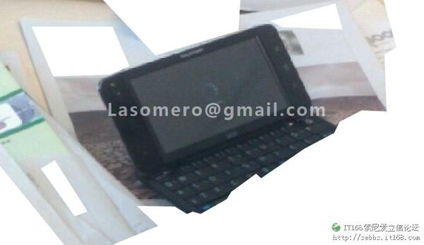 Sony Ericsson prepara un terminale Android da 5 pollici con tastiera QWERTY?