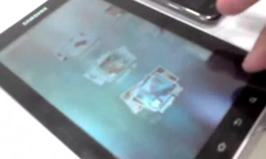 Samsung Galaxy Tab, arrivano nuovi dettagli