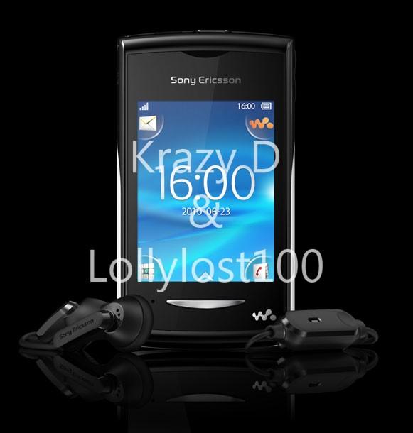 Sony Ericsson Walkman Android