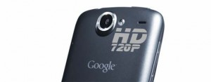 Anche il Nexus One registra a 720p
