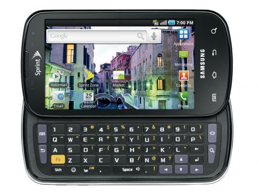 Samsung Epic 4G, annunciato ufficialmente il Galaxy S Pro