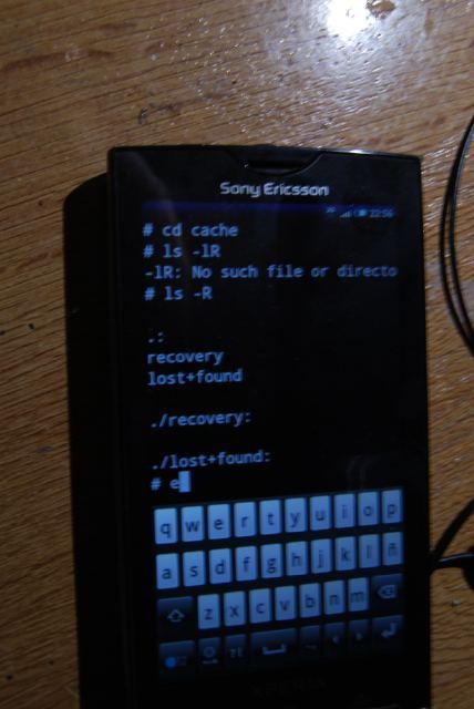Sony Ericsson Xperia X10, arrivano i permessi di root