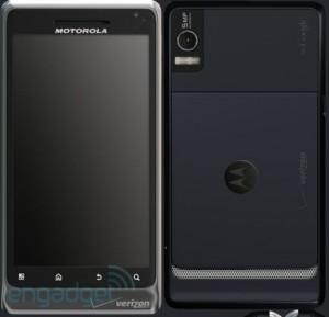 Motorola Droid 2: lancio il 23 agosto????