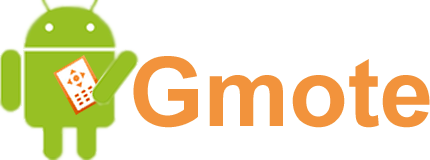 Gmote - Trasformare Android in un telecomando per PC