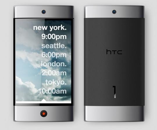 HTC 1, un concept fantastico da Andrew Kim