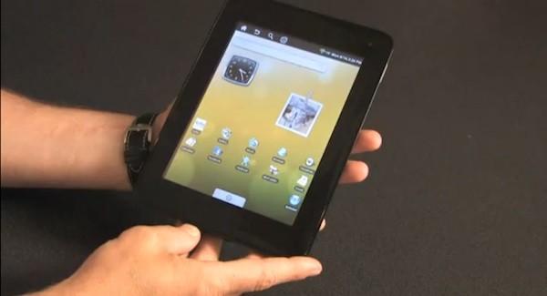 Velocity Micro presenta la sua linea di tablet Android