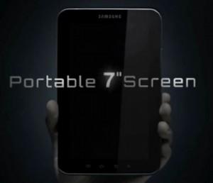 Samsung Galaxy tab - finalmente ufficiale