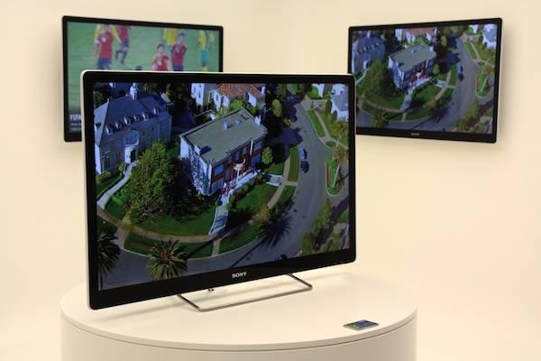 Sony mostra la sua Google TV