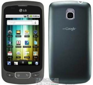 Lg optimus one: il primo smartphone froyo 2.2 in italia