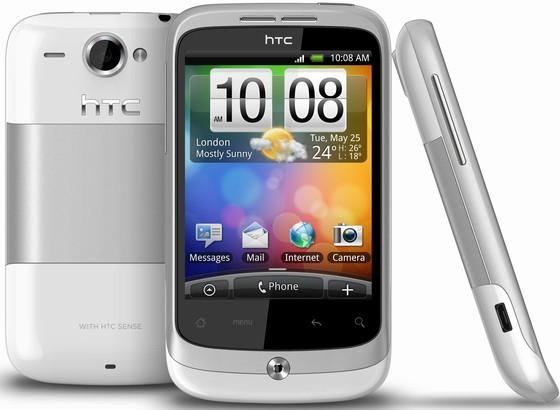 Aggiornamento OTA per HTC Wildfire, ma non è Froyo