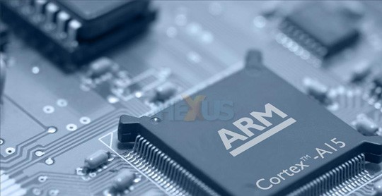 ARM: processori da 2.5 Ghz entro il 2012