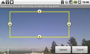 Visibility: Un applicazione per misurare la bontà dell'aria