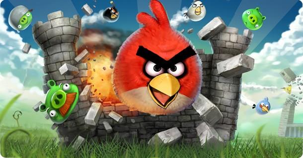 Angry Birds per Android disponibile gratuitamente su GetJar