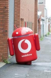 Un'Android gigante per le strade di Sydney