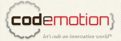 Codemotion 2012