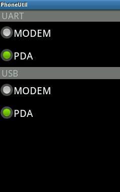 Se l'usb non funziona - Samsung Galaxy Mini