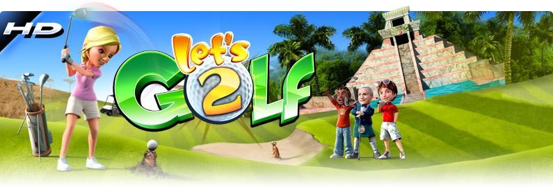 Let's Golf 2 HD ora disponibile per Samsung Galaxy Tab!