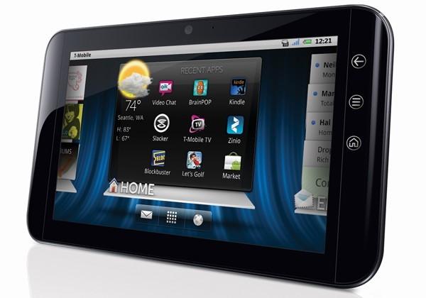 Dell Streak 7 annunciato con T-Mobile, Streak 10 in arrivo