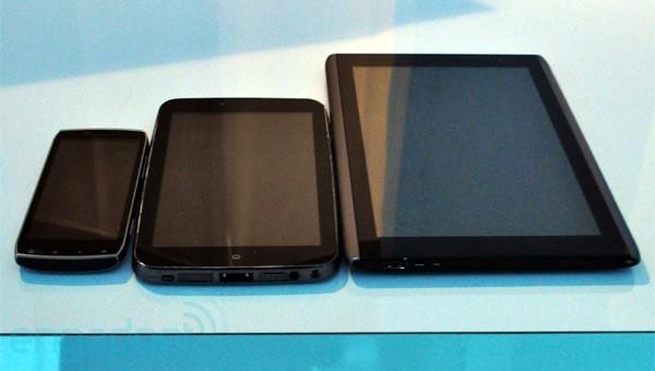 "Acer al lavoro su tablet Android con Intel Sandy Bridge, ""I netbook rimpiazzati progressivamente"""