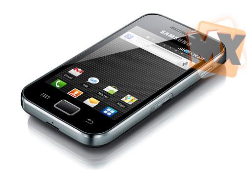 Samsung Galaxy S5830, le specifiche tecniche complete