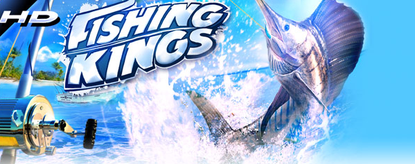 Fishing Kings HD ora disponibile per Samsung Galaxy Tab