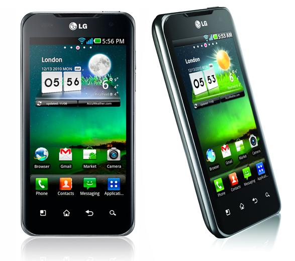LG Optimus Dual, in Italia da metà Febbraio – Comunicato Stampa