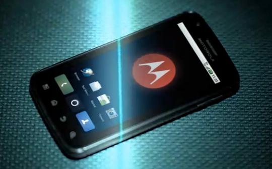 Motorola Atrix 4G, Lo spot completo