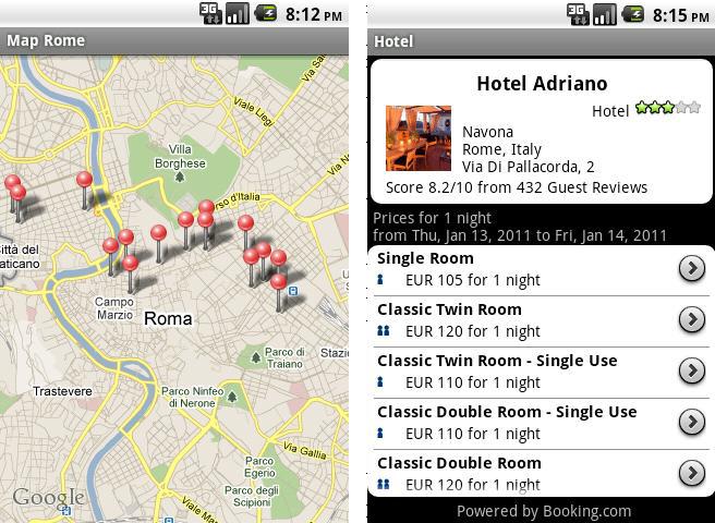 ToucHotel: prenotare facilmente Hotel, B&B e Appartamenti