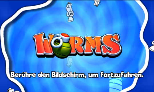 Worms in arrivo su Android con EA