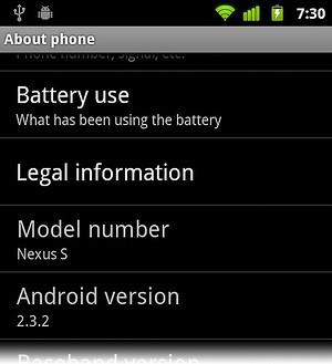 Nexus S e Nexus One ricevono un aggiornamento OTA