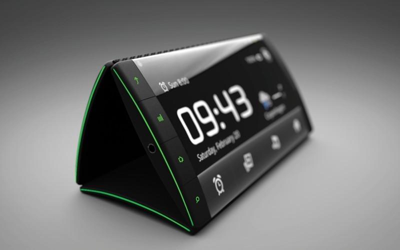 Flip Concept, lo smartphone Android dai 3 display (video)