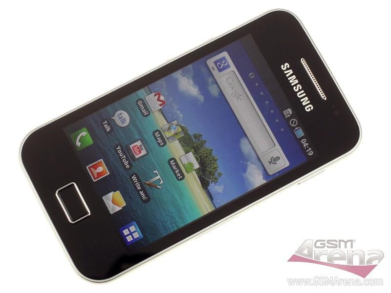 Samsung Galaxy Ace S5830, alcuni scatti dal vivo
