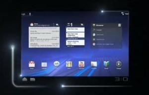 Lg G-Slate: un tablet dual core con schermo 3dt
