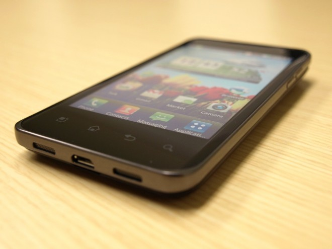 LG Optimus 2X Hands-on – Video e foto
