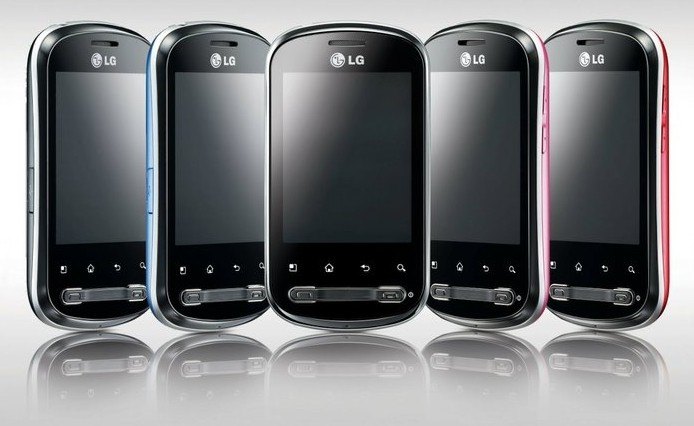 LG Optimus Me P350, nuovo entry level Android da LG