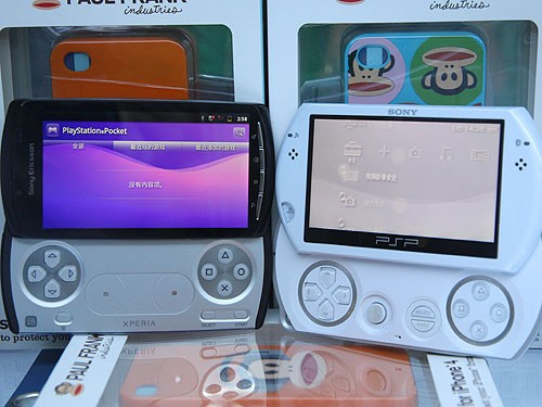 Sony Ericsson PlayStation Phone: specifiche tecniche, foto e video