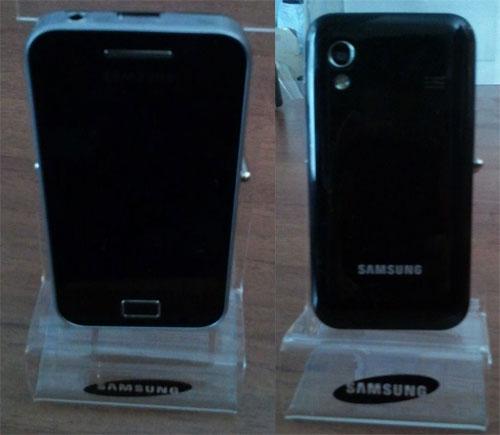 Samsung S5830, trapelate foto e primi dettagli