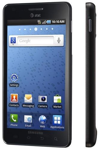 Samsung Infuse 4G annunciato per AT&T; display da 4.5″ Super AMOLED Plus e processore da 1.2 GHz