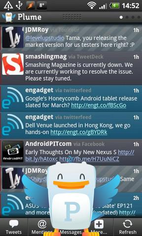 Il client Twitter Plume (ex Touiteur) si aggiorna alla versione 2.15