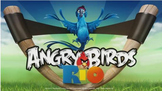 Angry Birds Rio rilasciato in Android Market! [AGGIORNATO]
