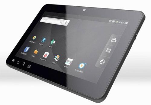 Velocity Micro presenta Cruz Tablet L37, P38 e L510