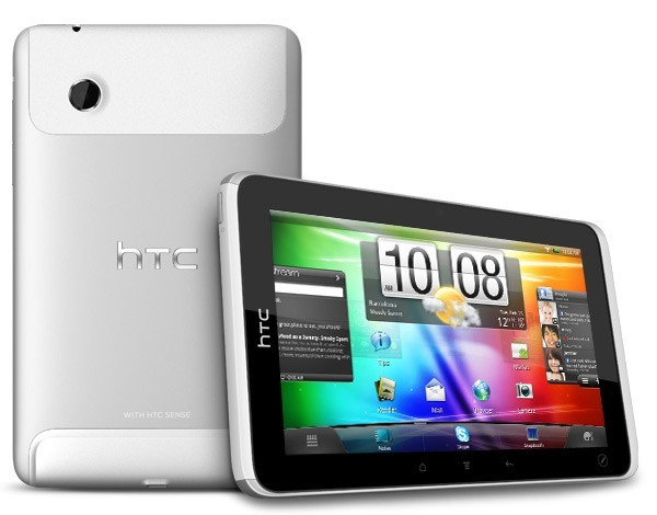 HTC annuncia Flyer, tablet da 7