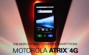 Motorola Atrix 4G avrà il bootloader bloccato