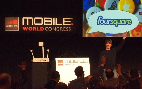Foursquare ora in Spagnolo, Francese, Tedesco, Giapponese e Italiano