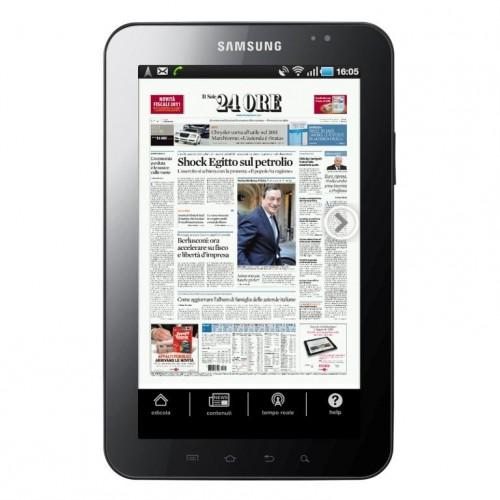 Il Sole 24 ORE sceglie Samsung per il suo debutto su Android