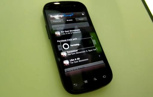 Android In-App Purchase, una prima video dimostrazione