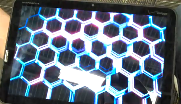 L'animazione di boot di HoneyComb (video)